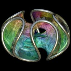 The Hyperbolic Geometry of DMT Experiences: Symmetries, Sheets, and