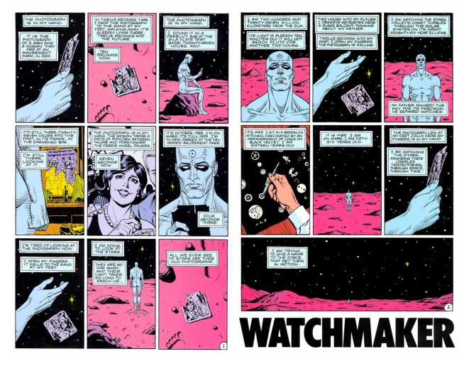 Watchmen Chapter IV
