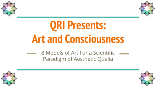 QRI - Art and Consciousness